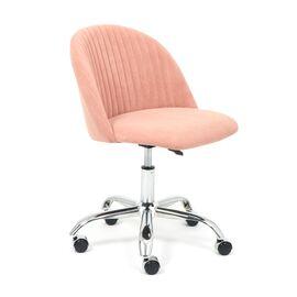 Компьютерное кресло Melody флок розовый 137 TetChair, Цвет товара: Розовый