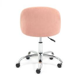 Компьютерное кресло Melody флок розовый 137 TetChair, Цвет товара: Розовый, изображение 5