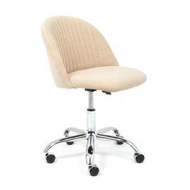 Компьютерное кресло Melody флок бежевый 7 TetChair, Цвет товара: Бежевый