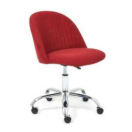 Компьютерное кресло Melody флок бордовый 10 TetChair, Цвет товара: бордовый