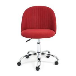 Компьютерное кресло Melody флок бордовый 10 TetChair, Цвет товара: бордовый, изображение 2