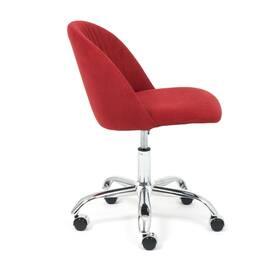 Компьютерное кресло Melody флок бордовый 10 TetChair, Цвет товара: бордовый, изображение 3