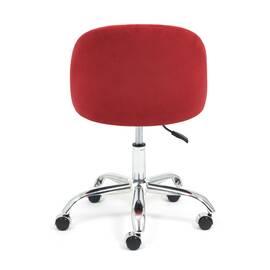 Компьютерное кресло Melody флок бордовый 10 TetChair, Цвет товара: бордовый, изображение 5