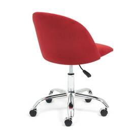 Компьютерное кресло Melody флок бордовый 10 TetChair, Цвет товара: бордовый, изображение 4