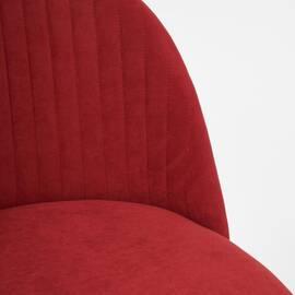 Компьютерное кресло Melody флок бордовый 10 TetChair, Цвет товара: бордовый, изображение 7