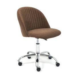 Компьютерное кресло Melody флок коричневый 6 TetChair, Цвет товара: Коричневый