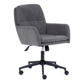 Компьютерное кресло Garda флок серый 29 TetChair, Цвет товара: Серый
