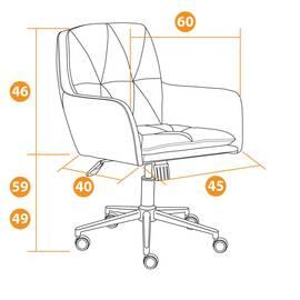 Компьютерное кресло Garda флок коричневый 6 TetChair, Цвет товара: Коричневый, изображение 11
