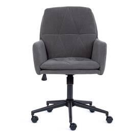 Компьютерное кресло Garda флок серый 29 TetChair, Цвет товара: Серый, изображение 2