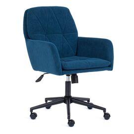 Компьютерное кресло Garda флок синий 32 TetChair, Цвет товара: Синий