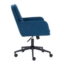 Компьютерное кресло Garda флок синий 32 TetChair, Цвет товара: Синий, изображение 2