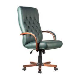 Компьютерное кресло для руководителя Riva Chair M 175 A Зеленый, Цвет товара: Зеленый