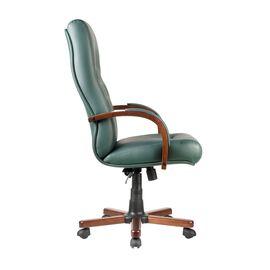 Компьютерное кресло для руководителя Riva Chair M 175 A Зеленый, Цвет товара: Зеленый, изображение 3