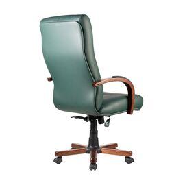 Компьютерное кресло для руководителя Riva Chair M 175 A Зеленый, Цвет товара: Зеленый, изображение 4