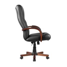 Компьютерное кресло для руководителя Riva Chair M 175 A Чёрный, Цвет товара: Черный, изображение 2