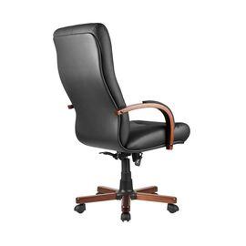 Компьютерное кресло для руководителя Riva Chair M 175 A Чёрный, Цвет товара: Черный, изображение 4