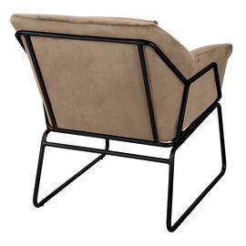 Кресло ALEX Латте Bradex Home, Цвет товара: Латте, изображение 3