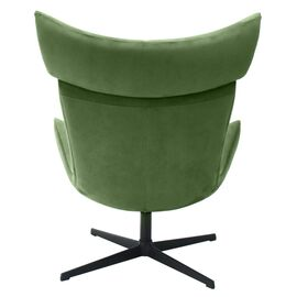 Кресло IMOLA зеленый искусственная замша Bradex Home, Цвет товара: Зеленый, изображение 5