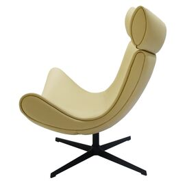 Кресло IMOLA золотисто-бежевый Bradex Home, Цвет товара: золотисто-бежевый, изображение 3