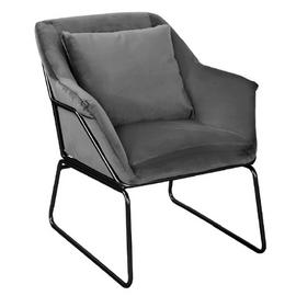 Кресло ALEX серый Bradex Home, Цвет товара: Серый