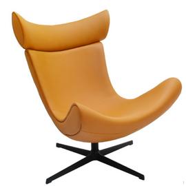Кресло IMOLA оранжевый Bradex Home, Цвет товара: Оранжевый