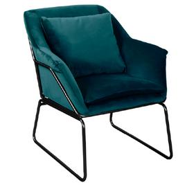 Кресло ALEX темно-бирюзовый Bradex Home, Цвет товара: темно-бирюзовый