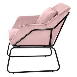 Кресло ALEX пудровый Bradex Home, Цвет товара: пудровый, изображение 3