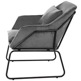 Кресло ALEX серый Bradex Home, Цвет товара: Серый, изображение 2