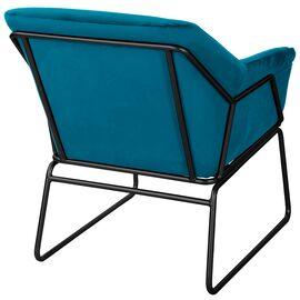 Кресло ALEX темно-бирюзовый Bradex Home, Цвет товара: темно-бирюзовый, изображение 3