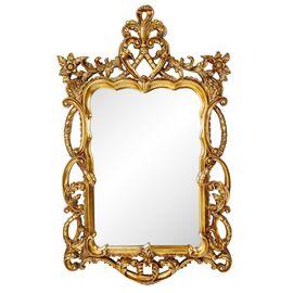 Зеркало настенное в резной раме Floret (Флорет) Art-zerkalo