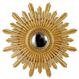 Зеркало-солнце New Solar Gold (Нью Солар) Art-zerkalo