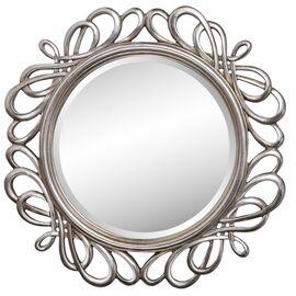 Зеркало настенное в раме модерн Plexus (Плексус) Art-zerkalo