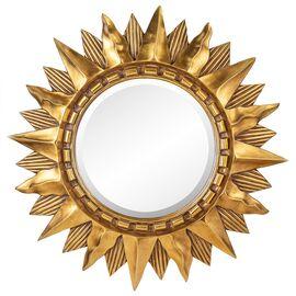 Зеркало-солнце Sol Gold (Солнце) Art-zerkalo, Цвет товара: Золото