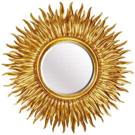 Зеркало-солнце Sunshine Gold (Саншайн) Art-zerkalo