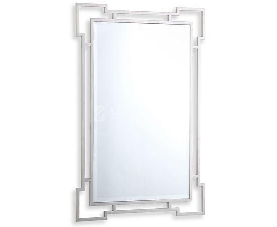 Зеркало в металлической раме Kitech (Китех) Art-zerkalo