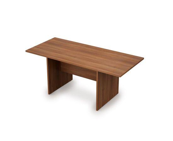 Стол для переговоров AVANCE ALSAV 6СП.001 Шамони темный 1800х800х750, Цвет товара: Шамони темный