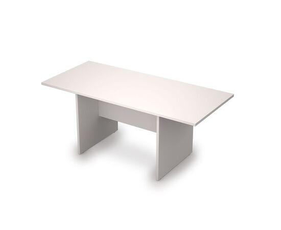 Стол для переговоров AVANCE ALSAV 6СП.001 Белый 1800х800х750, Цвет товара: Белый