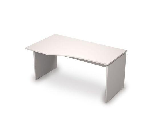 Стол угловой письменный левый угол AVANCE ALSAV 6С.020 Белый 1600х900х750, Цвет товара: Белый