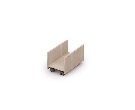 Подставка под системный блок AVANCE ALSAV 6Т.010 Шамони светлый 270х450х280, Цвет товара: Шамони светлый