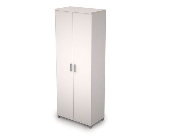 Гардероб для верхней одежды AVANCE ALSAV 6Ш.013.1 Белый 800х450х2116, Цвет товара: Белый
