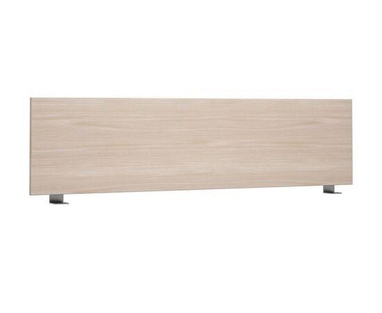Экран ЛДСП боковой для стола AVANCE ALSAV 6БР.005.1 Шамони светлый 700х300х16, Цвет товара: Шамони светлый