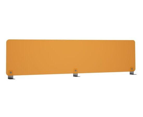 Экран Оргстекло фронтальный для стола AVANCE 6БР.010.1 1100х4х300 Orange, Цвет товара: Orange