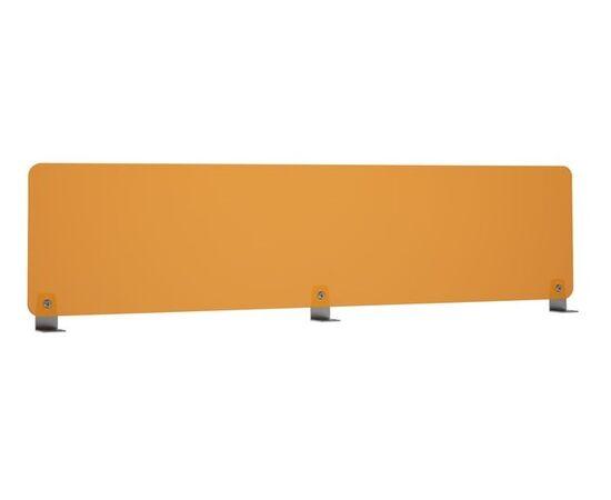 Экран Оргстекло фронтальный для стола AVANCE 6БР.030.1 1500х4х300 Orange, Цвет товара: Orange