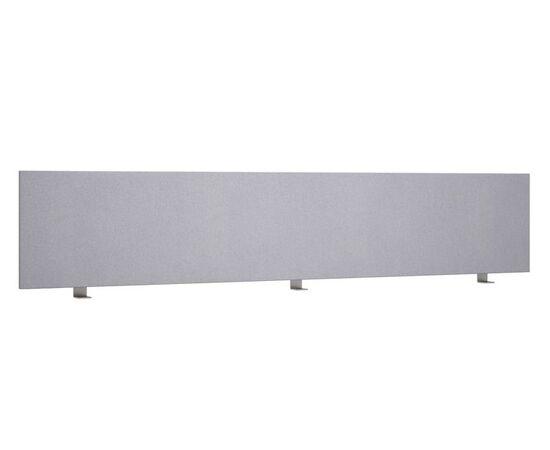 Экран Ткань фронтальный для стола AVANCE 6БР.307.1 1200х300х18 Grey, Цвет товара: Grey