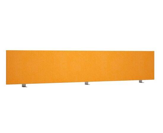 Экран Ткань фронтальный для стола AVANCE 6БР.307.1 1200х300х18 Orange, Цвет товара: Orange