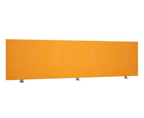 Экран Ткань фронтальный для стола AVANCE ALSAV 6БР.409.1 Orange 1600х18х400, Цвет товара: Orange