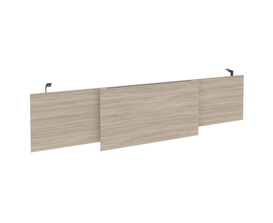 Передняя панель (царга) для стола руководителя Onix O.M-CSR-6 RIVA 1740x450x54