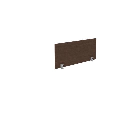 Экран для стола L1000мм Б.ЭКР-1 Венге Metal system 850*408*18, Цвет товара: Венге Цаво