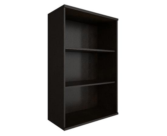 Стеллаж для документов в офис средний широкий RIVA А.СТ-2 770х365х1215