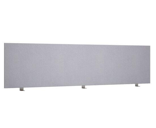 Экран Ткань фронтальный для стола AVANCE ALSAV 6БР.408.1 Grey 1400х18х400, Цвет товара: Grey